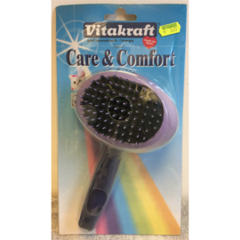 Vitakraft care & comfort massageborstel groot
