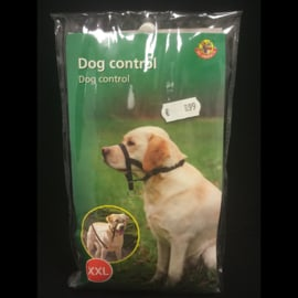 Pet Products dog control muilband XXL