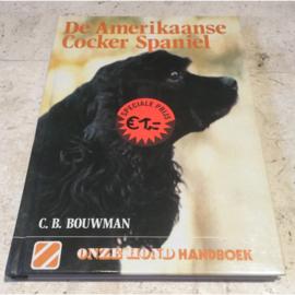 Handboek De Amerikaanse cocker spaniel