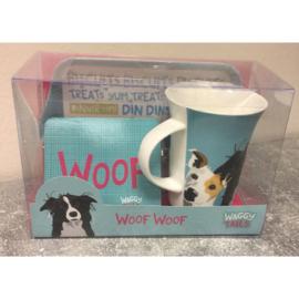 Cadeauset Woof Woof