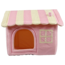 Dream village kattenhuis roze