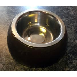 Diner dog voer/drink bakje 16 cm