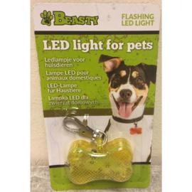 Beasty ledlampje voor huisdieren