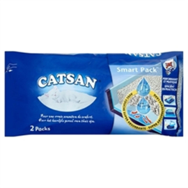 Catsan smart pack 2x4ltr