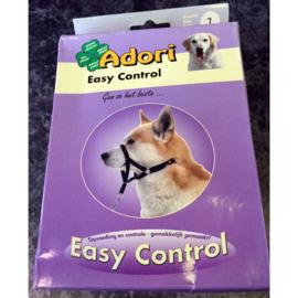 Adori easy control muilband maat 1