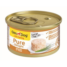 Gimdog Little Darling pure delight kip 12x85gr