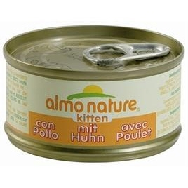 Almo Nature kitten kip 70gr