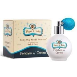 Pepper & Tanky Eau de Parfum for dogs peaches n'cream