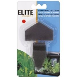 Elite stingray 5 replacement filter foam