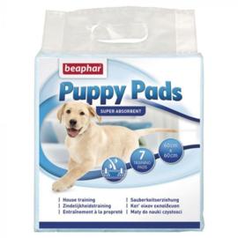Beaphar puppy pads / trainingsmatten 7 st.