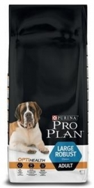 Pro Plan dog adult large breed robuust kip 14kg