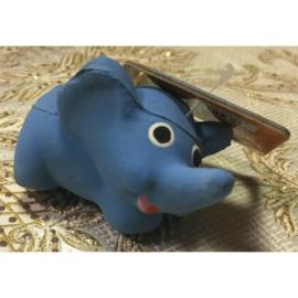 Nobby olifant met piep