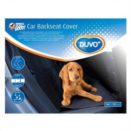 Duvo+ Car back seat cover 140 x 122 cm zwart