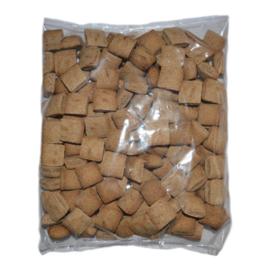 Lam/Rijst koekjes 500 gram