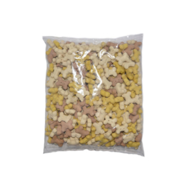 Puppy kluifjes mix 500 gram