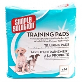 Simple Solution puppy training pads 14 st.