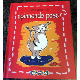 Kluitman kinderboekje spinnende poes