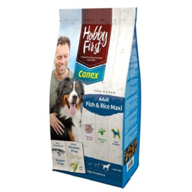 Hobbyfirst Canex  adult fish&rice maxi 12kg