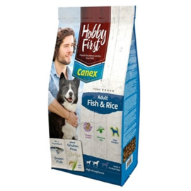 Hobbyfirst Canex adult fish&rice 3kg