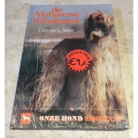 Handboek De Afghaanse Windhond