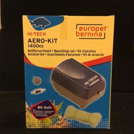 Europet Bernina aero kit 1400cc beluchtingset 80L