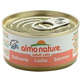 Almo Nature cat zalm 70gr