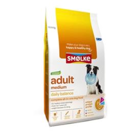 Smølke adult medium brokken 12kg