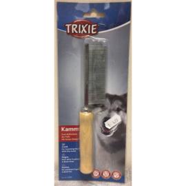 Trixie verzorgingskam fijn