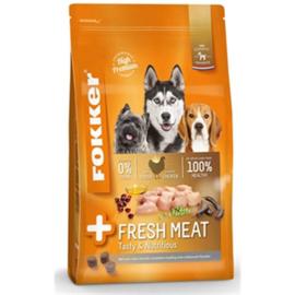 Fokker Premium + Fresh Meat 2,5kg