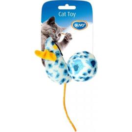 Duvo+ Cat toy muis en balletje leopard
