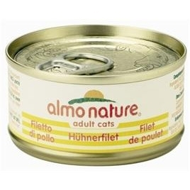 Almo Nature cat kipfilet 70gr