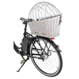 Fietsmand bagage drager met rooster
