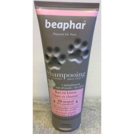 Beaphar kat en kitten shampoo 200 ml