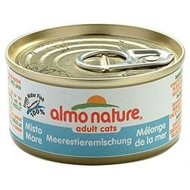Almo Nature cat mixed seafood 70gr