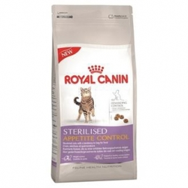 Royal Canin cat sterilised appetite control 4kg