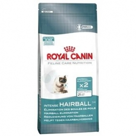 Royal Canin cat intense hairball 400gr