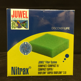 Juwel aquarium nitrax/filterspons
