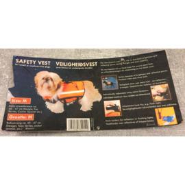 Safety Dog veiligheidsvest M