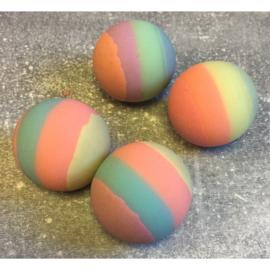 Stuiterbal multicolor
