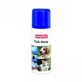 Beaphar diagnos tick away spray 50 ml