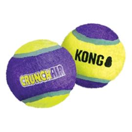 Kong Crunchair tennisballen 5 cm 3st.