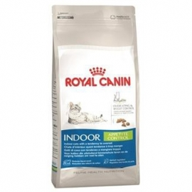 Royal Canin cat indoor appetite control 2kg