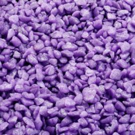 Aqua Delta Glamour stones lavendel-paars