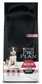 Pro Plan Puppy medium sensitive skin 12kg