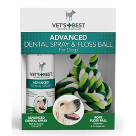 Vet's Best Dental flos set