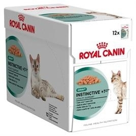 Royal Canin cat wet instinctive 7+ 12x85gr