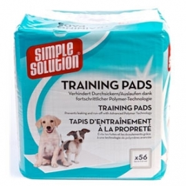 Simple Solution puppy training pads 56 st.