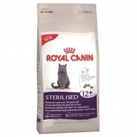 Royal Canin cat sterilised 12+ 4kg
