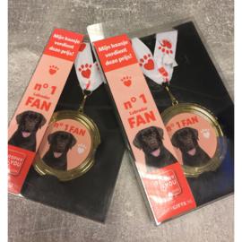Medaille Labrador