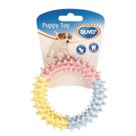 Duvo+ Puppy TPR Teething Ring S
